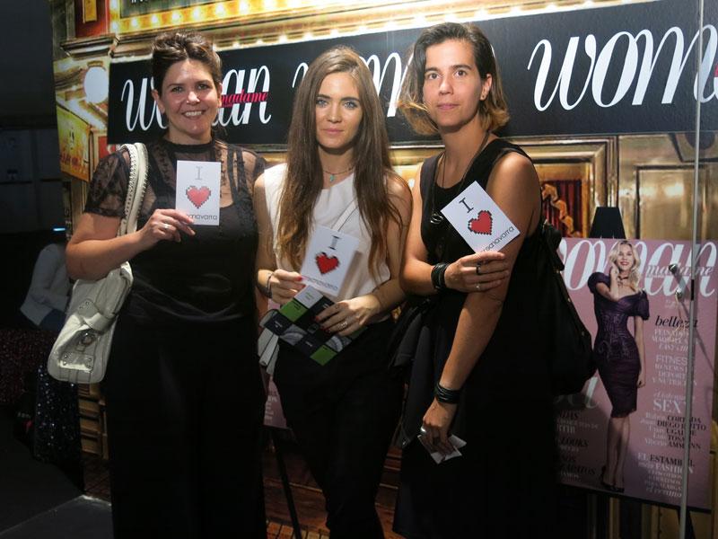 Judit y Miren se metieron de lleno en el mundo de la moda acompañadas por la diseñadora Karlota Laspalas