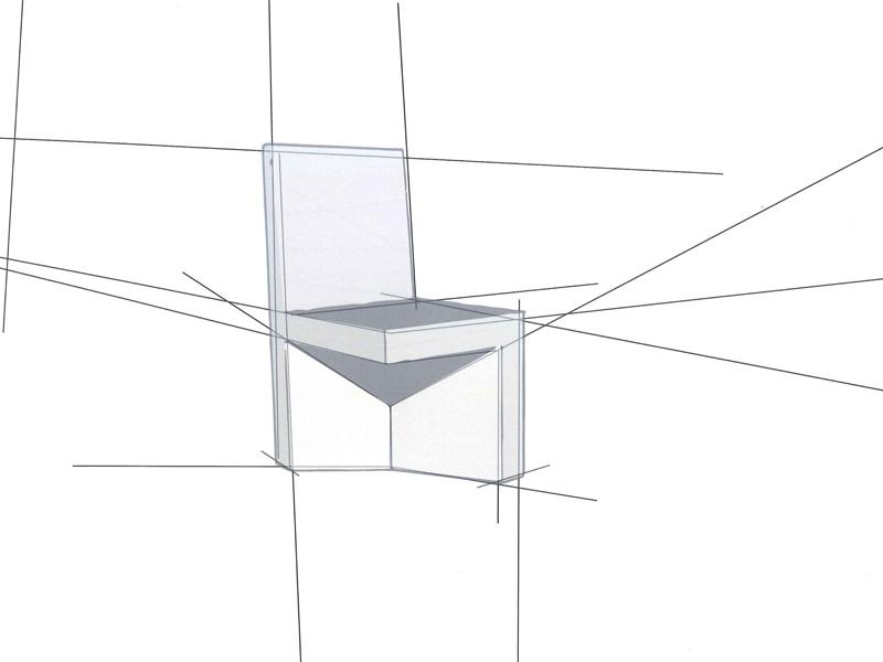 Diseño de Rafael Peña, 1º de Diseño de Interiores
