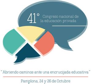 Marta Dorado - Logo Congreso de la Educación Privada