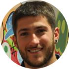 Iñigo Lanz estudia 1º de Diseño Gráfico