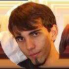 Jesús Guardia, estudiante de 3º de Diseño y Creación de Videojuegos