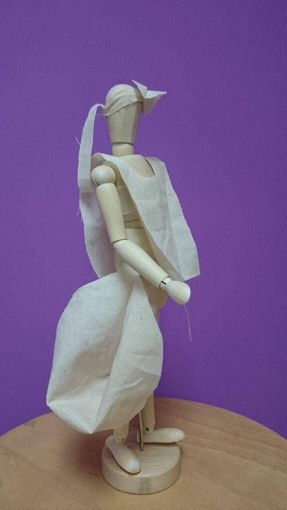 Diseño para miniatura por alumnos de Creanavarra