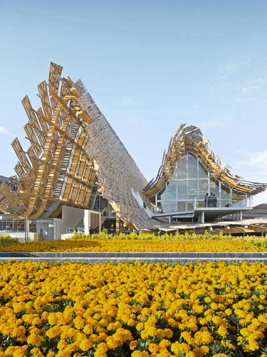 Tsinghua University y Studio Link-Arc firman el pabellón de China