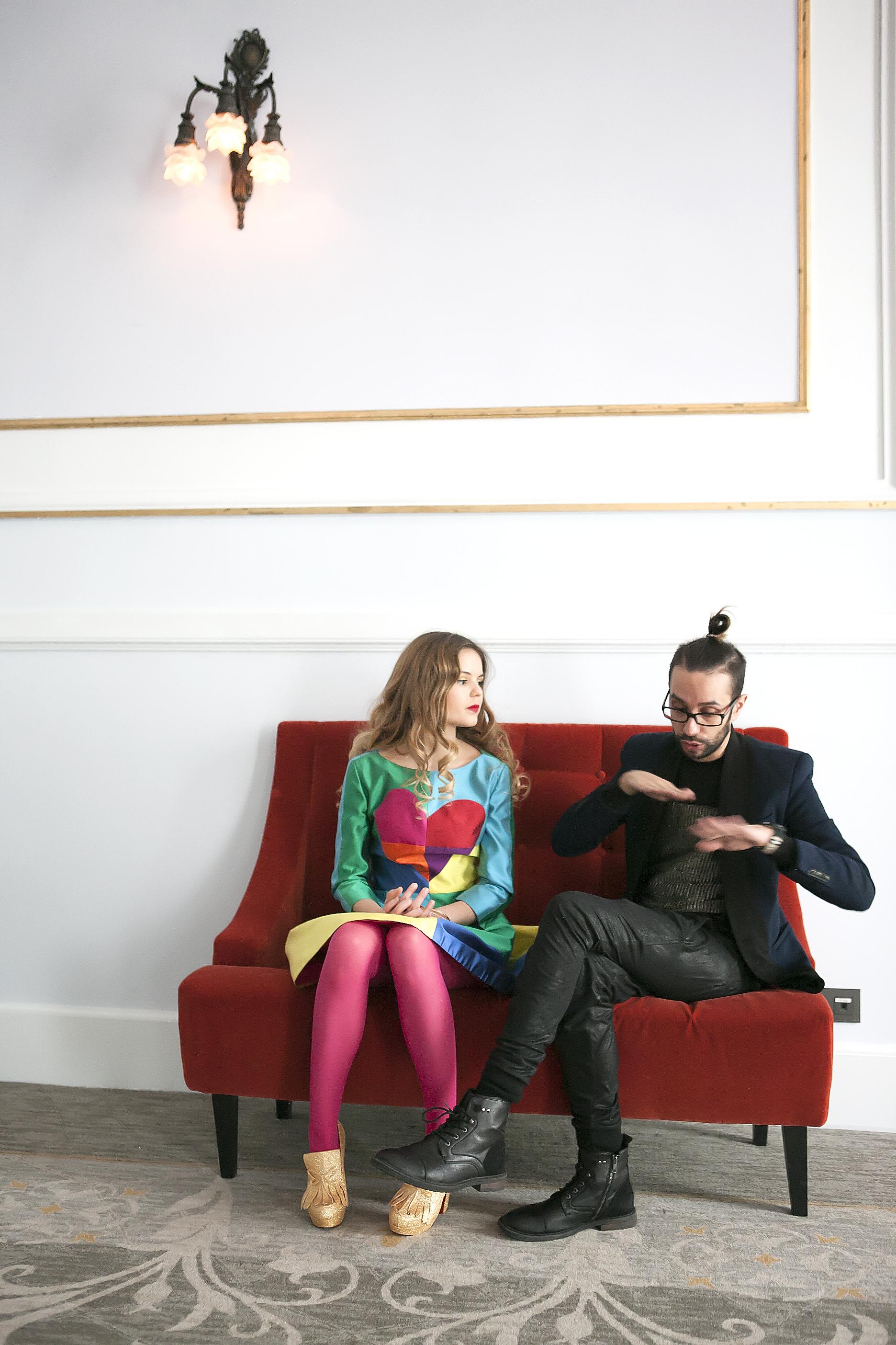 El fashion film de Kike Dlego se presentará el mes de septiembre en Creanavarra
