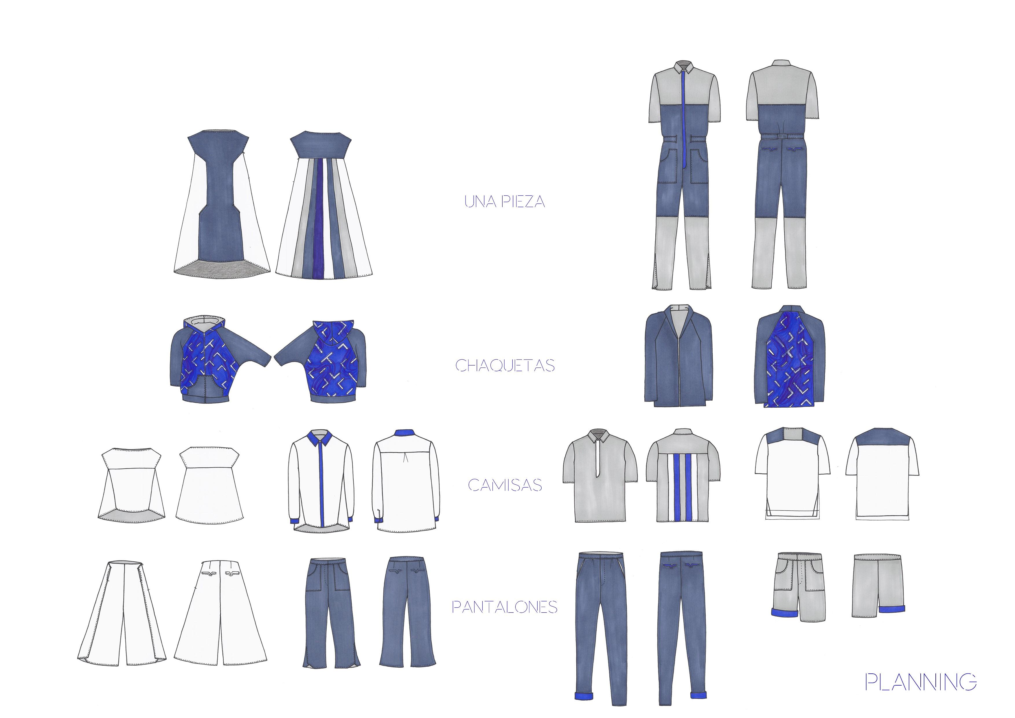 Elena Domench es la ganadora de segundo de Diseño de Moda