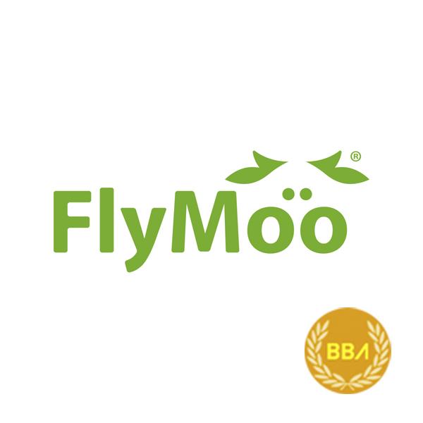 CooperCoast Brand Pilots ha diseñado el logo Fly Moo
