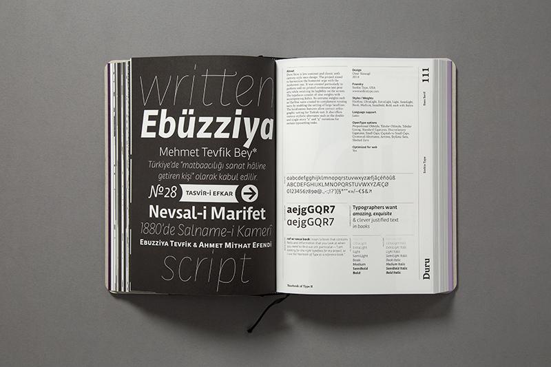 Yearbook Of Type_El gran libro de la tipografía