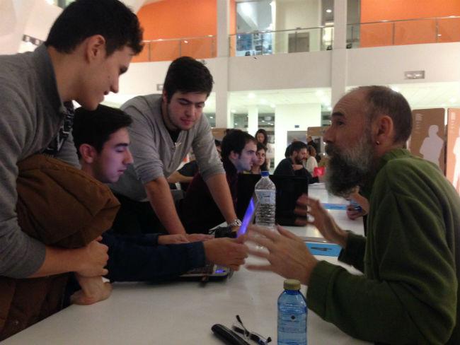 Creanavarra_Diseño Producto visita la Bilbao Bizkaia D Week