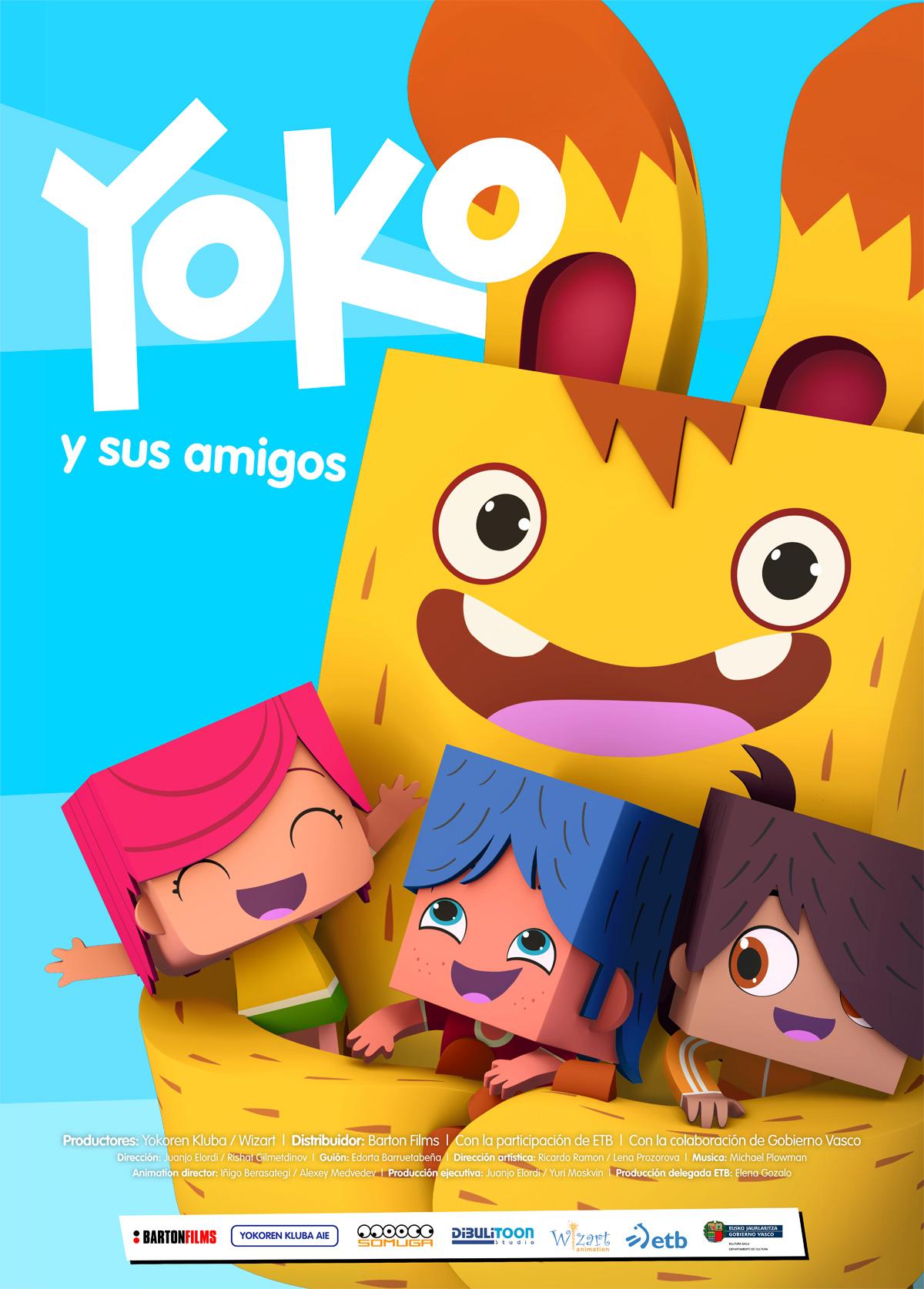 Yoko y sus amigos_Dani Arnal_Creanavarra