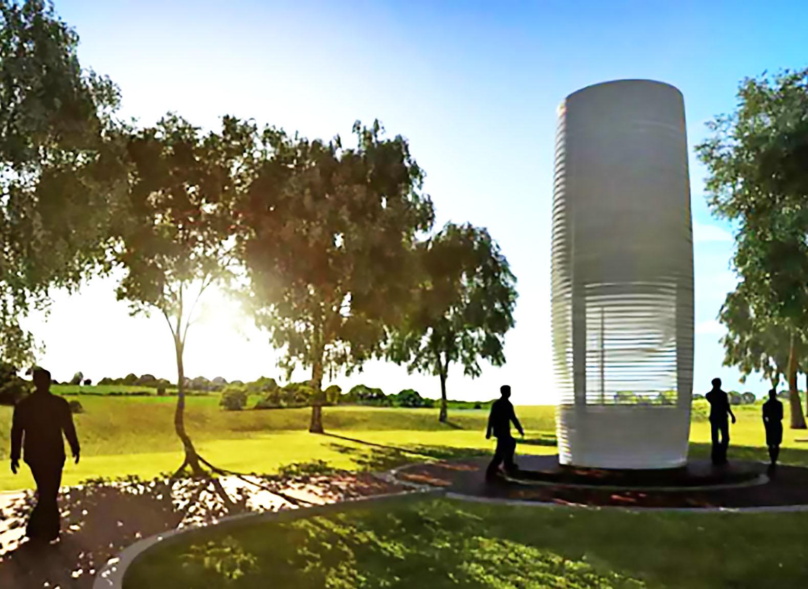 diseño-de-producto-sostenible-Smog-Free-Tower-Rotterdam-