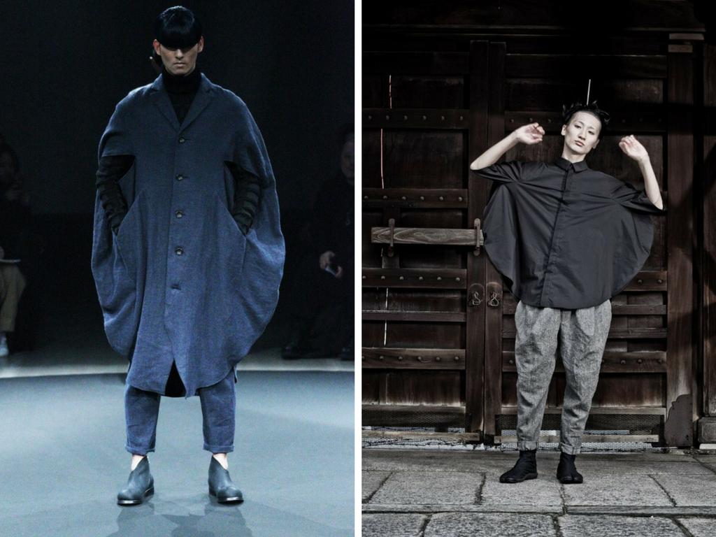 ROGGYKEI formas geométricas en la moda